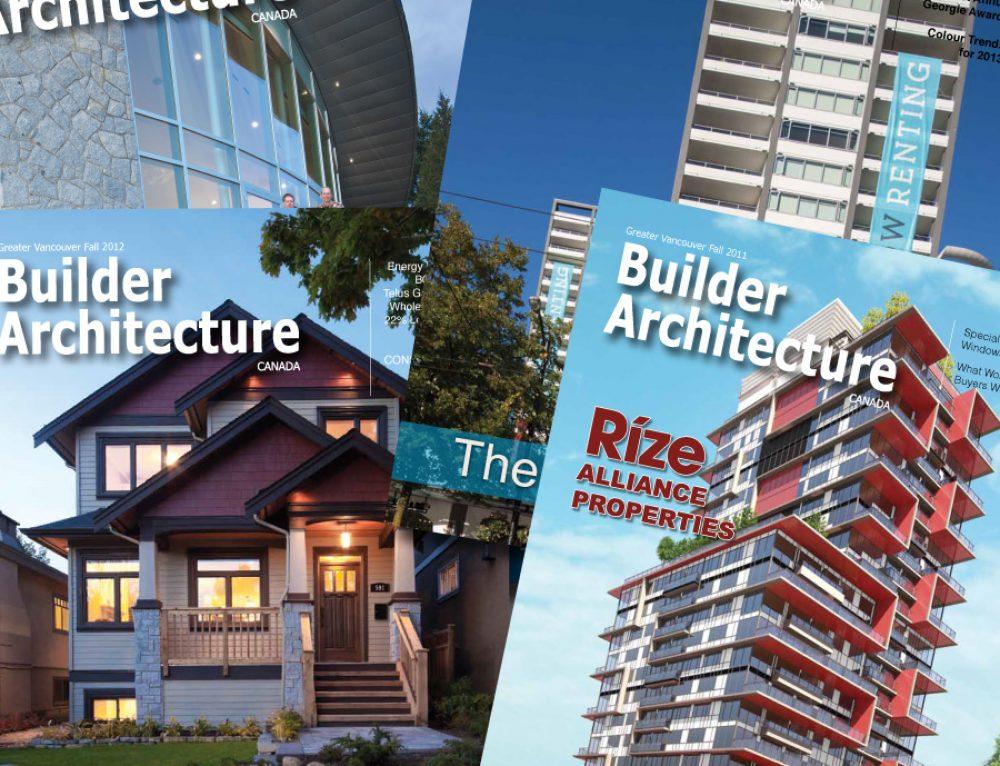 Builder Architect Magazine
